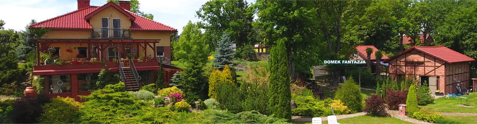 Villa Przystań, domek Fantazja