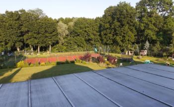 Pokoje nad jeziorem Mamry, Mazury, Villa Przystań